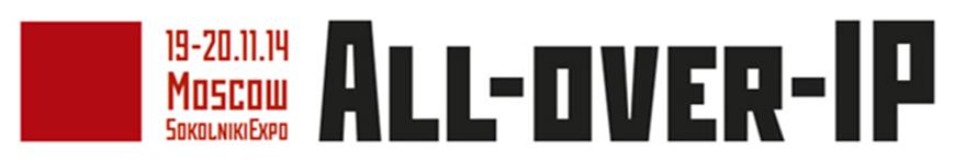 Международный форум All-over-IP 2014