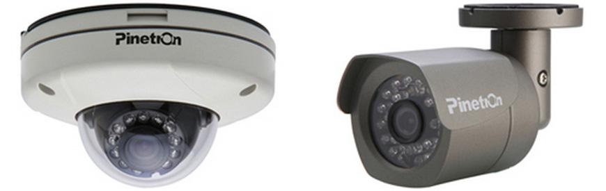 Экономичные решения для IP-видеонаблюдения
